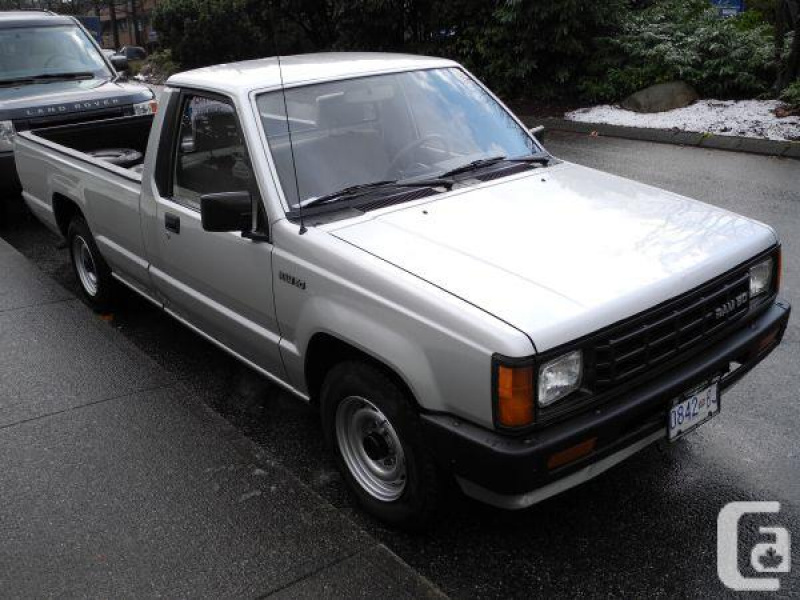 Dodge Ram 50 Pick Up Mitsubishi 1992 - $2300 (North Vancouver) in ...