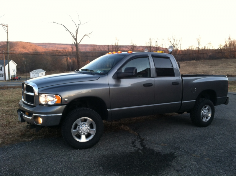 Picture of 2005 Dodge Ram Pickup 2500 4 Dr SLT 4WD Crew Cab SB ...