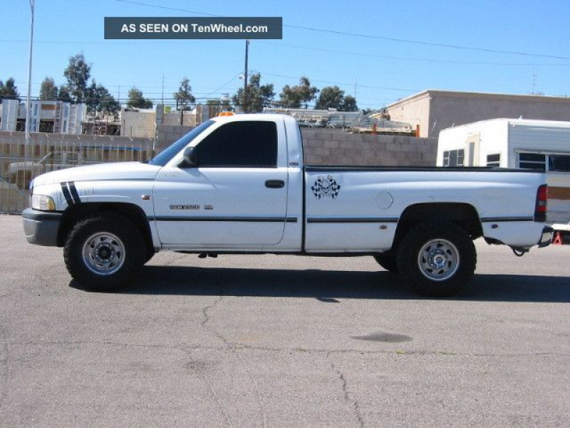 1994 Dodge Ram 2500 Pick Up Ram 2500 photo