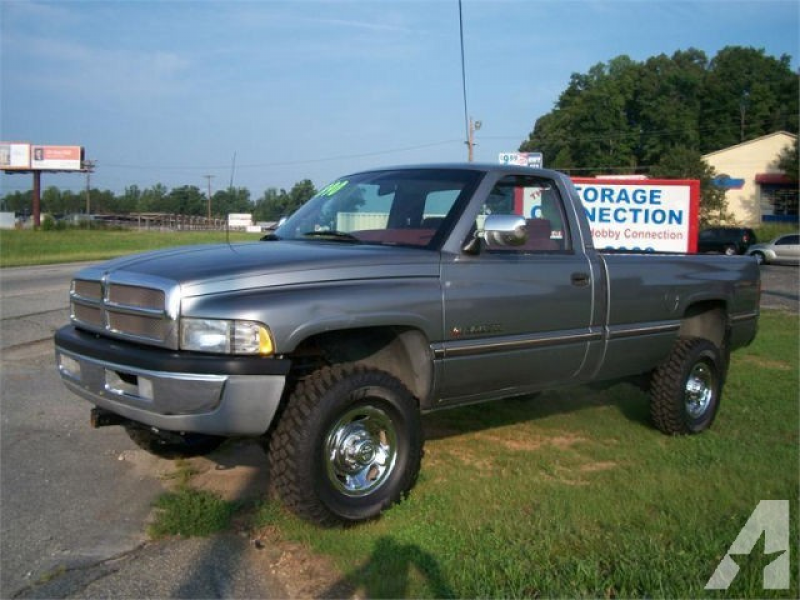 1994 Dodge Ram 2500 LT for sale in Easley, South Carolina