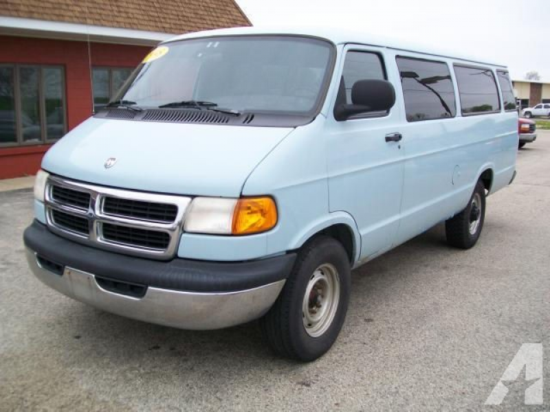 1998 Dodge Ram Van for sale in McHenry, Illinois