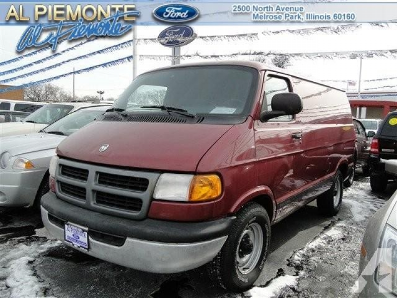1998 Dodge Ram Van for sale in Melrose Park, Illinois
