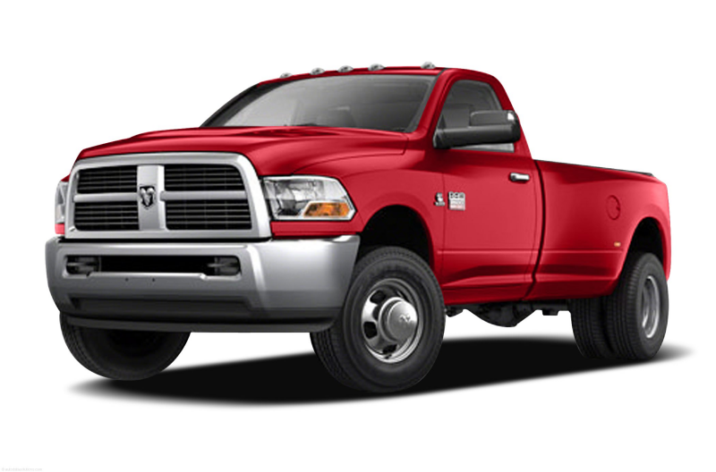 2011 Dodge Ram 3500 Truck ST 4x2 Regular Cab 140.5 in. WB DRW Exterior ...