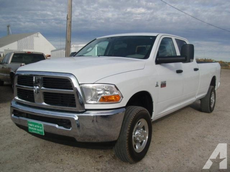 2011 Dodge Ram 3500 ST for sale in West Fargo, North Dakota