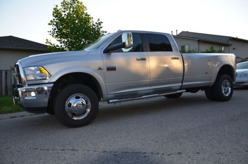 2011 dodge ram 3500 laramie 40000 in london ontario