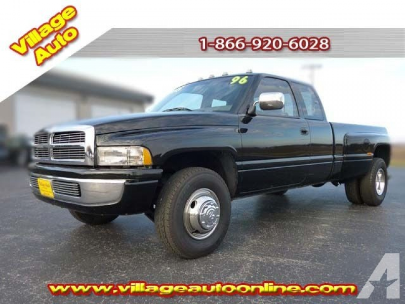 1996 Dodge Ram 3500 ST for sale in Green Bay, Wisconsin