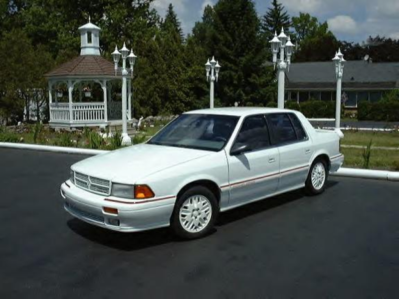 Another SpiritRTturbo 1991 Dodge Spirit post...