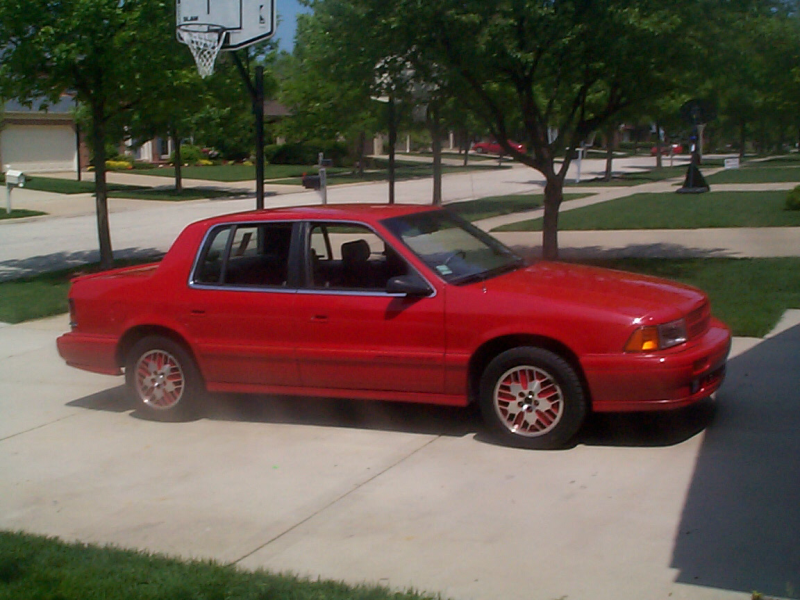 1991 Dodge Spirit R/T - $$2000 OBO - Turbo Dodge Forums : Turbo Dodge ...