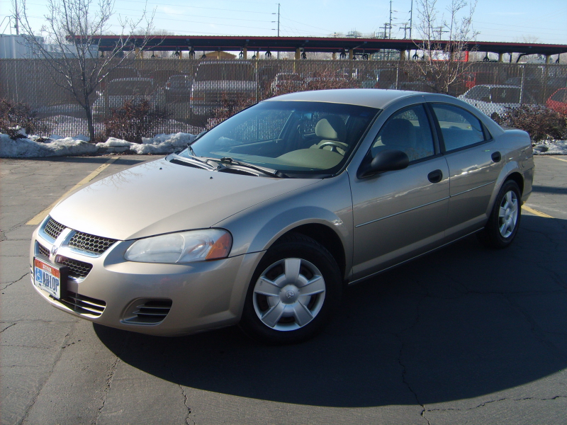 Picture of 2004 Dodge Stratus SE, exterior