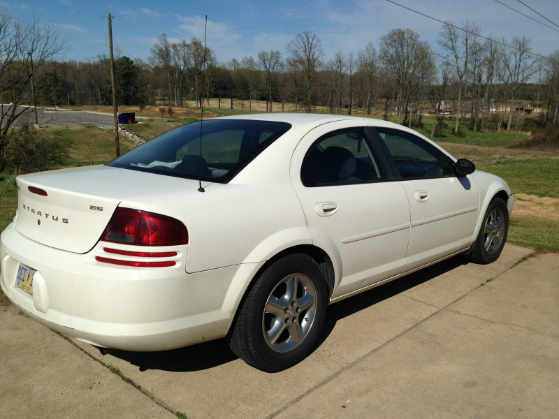Picture of 2004 Dodge Stratus ES, exterior