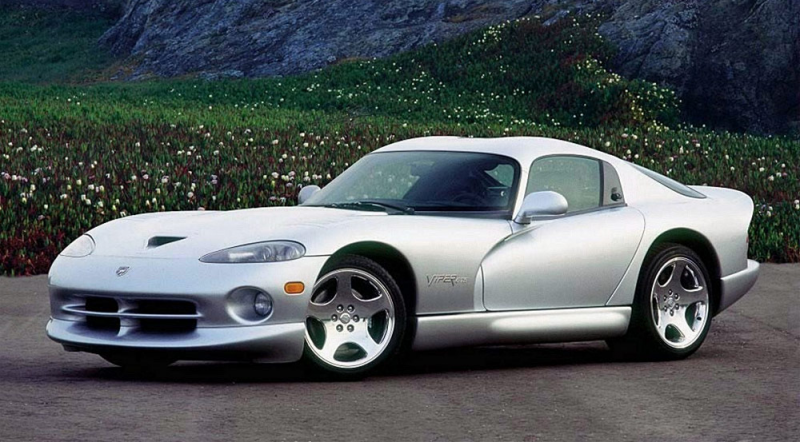 Picture of 2002 Dodge Viper 2 Dr GTS Coupe, exterior
