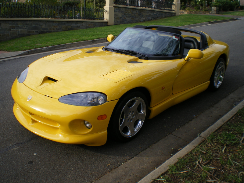 Picture of 2002 Dodge Viper 2 Dr RT/10 Convertible, exterior