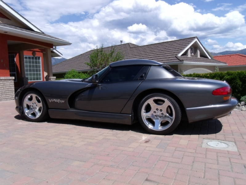 2002 Dodge Viper RT10 Convertible in Osoyoos, British Columbia
