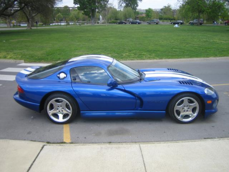 Picture of 2002 Dodge Viper 2 Dr GTS Coupe