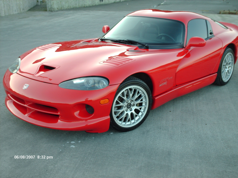 Picture of 2000 Dodge Viper 2 Dr ACR Competition Coupe, exterior
