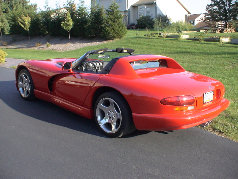 Picture of 2000 Dodge Viper 2 Dr RT/10 Convertible, exterior