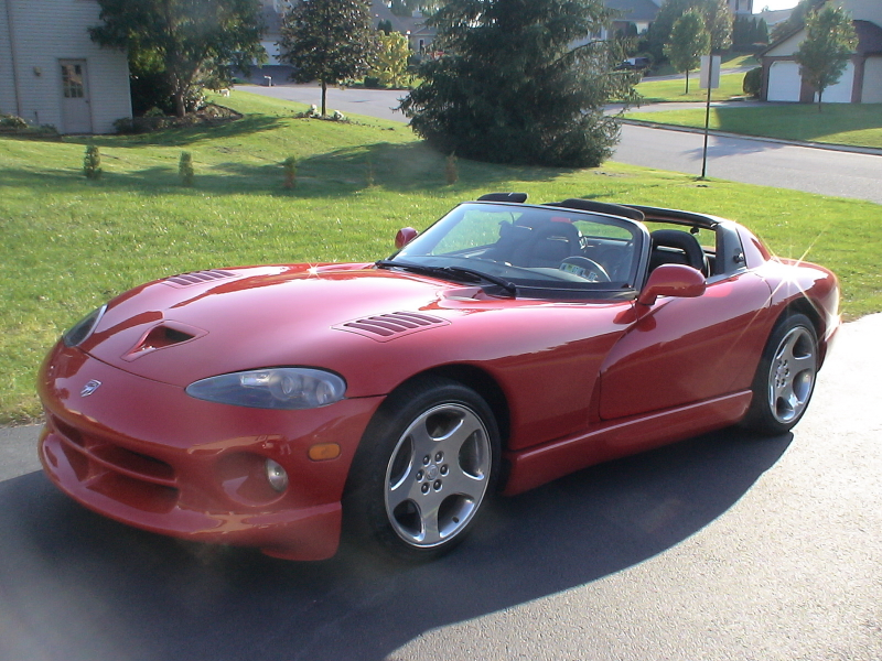 2000 Dodge Viper 2 Dr RT/10 Convertible picture, exterior