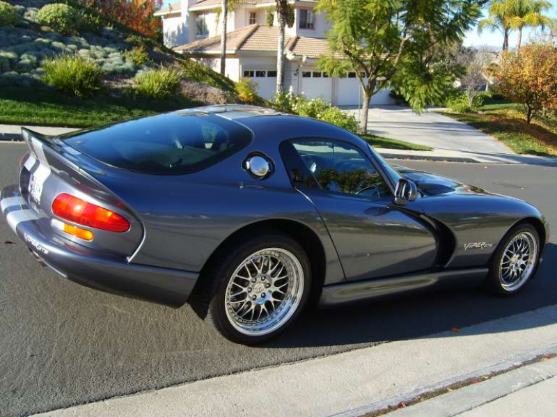 Picture of 2000 Dodge Viper 2 Dr GTS Coupe, exterior