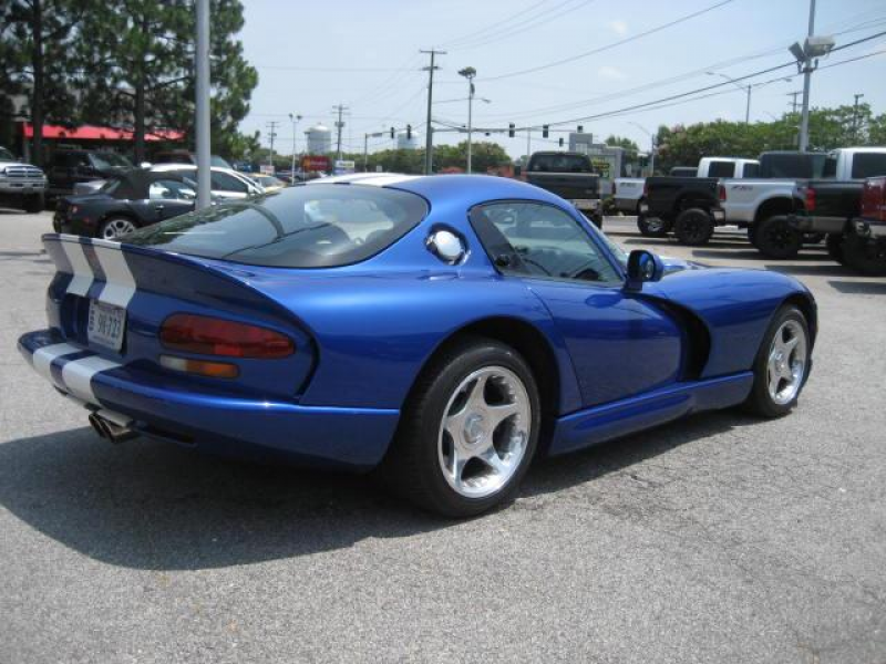 1997 Dodge Viper For Sale - Image 2