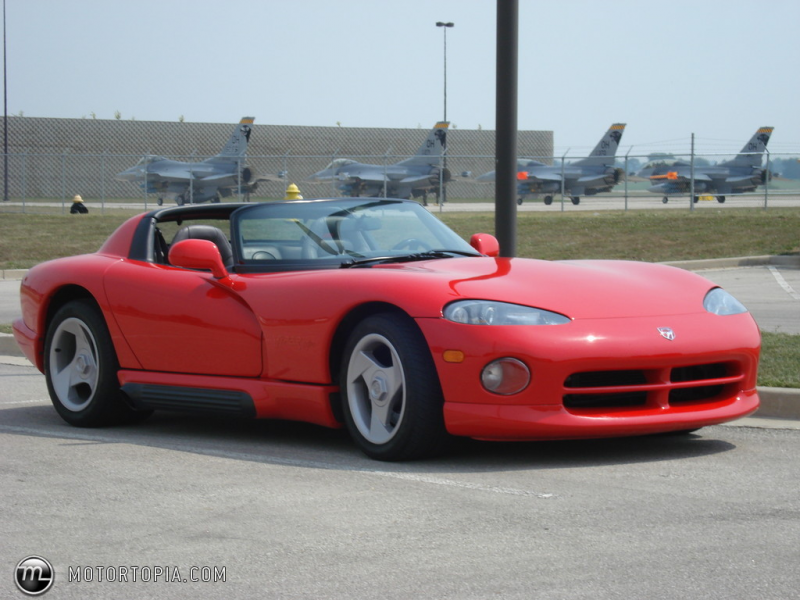Photo of a 1994 Dodge Viper RT-10 (THE Viper)