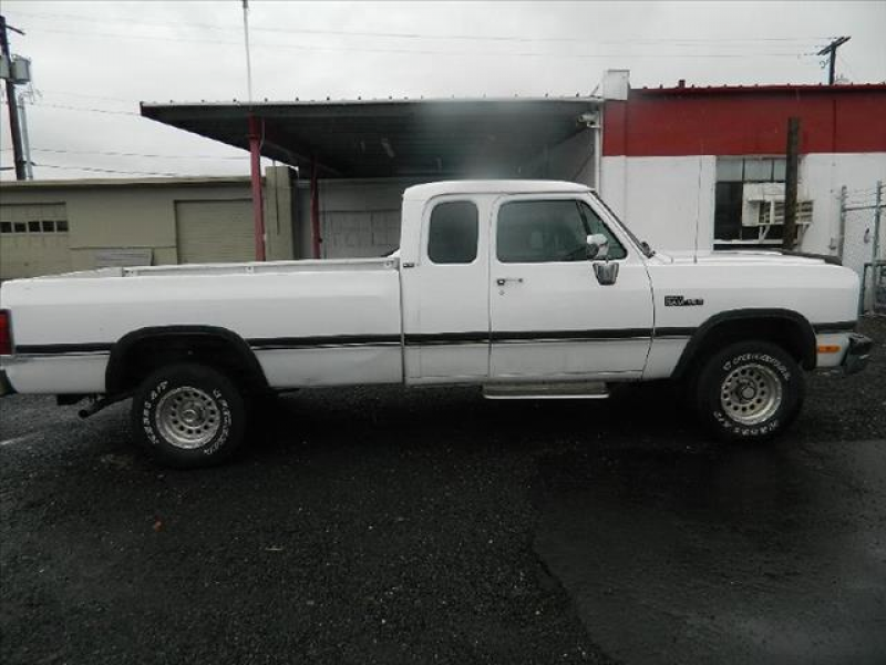 1993 Dodge W150 Pickup CLUB CAB