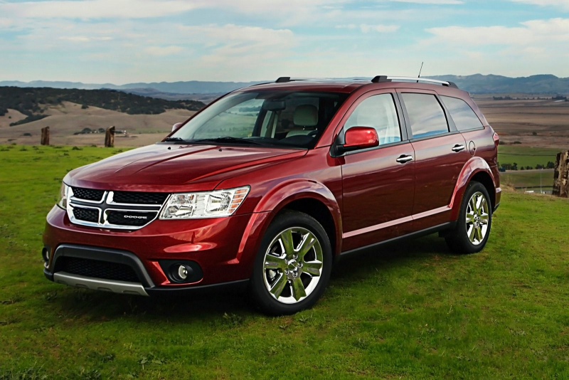 2015 Dodge Journey The New Family Cars