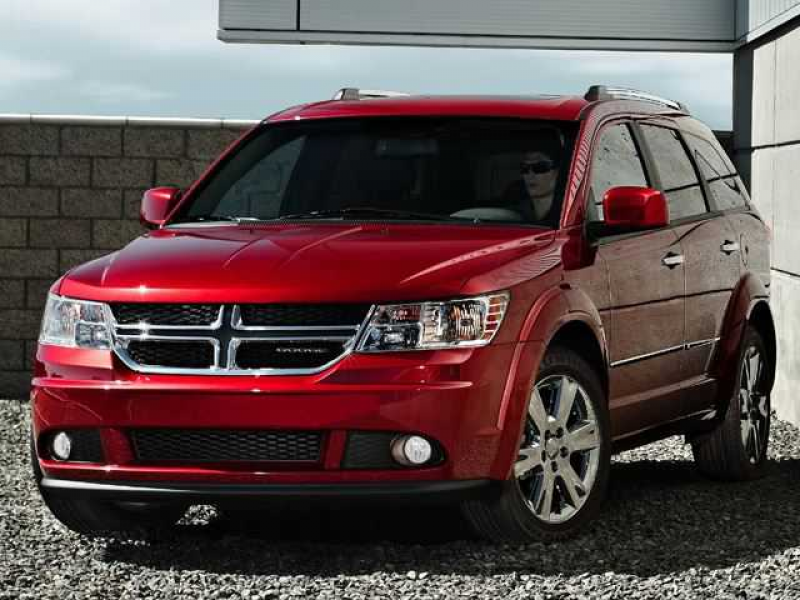 2015 Dodge Journey release date and redesign