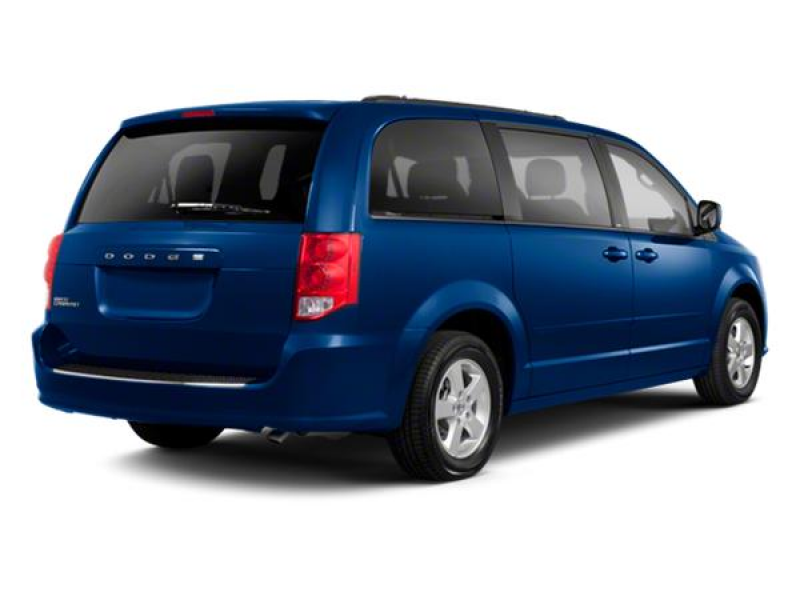 2013 Dodge Grand Caravan Crew review