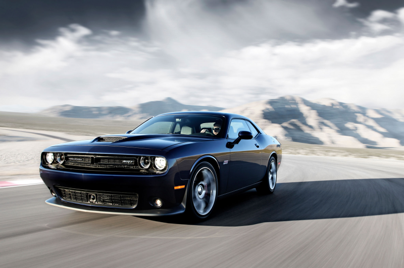 2015 Dodge Challenger SRT First Look Photo Gallery