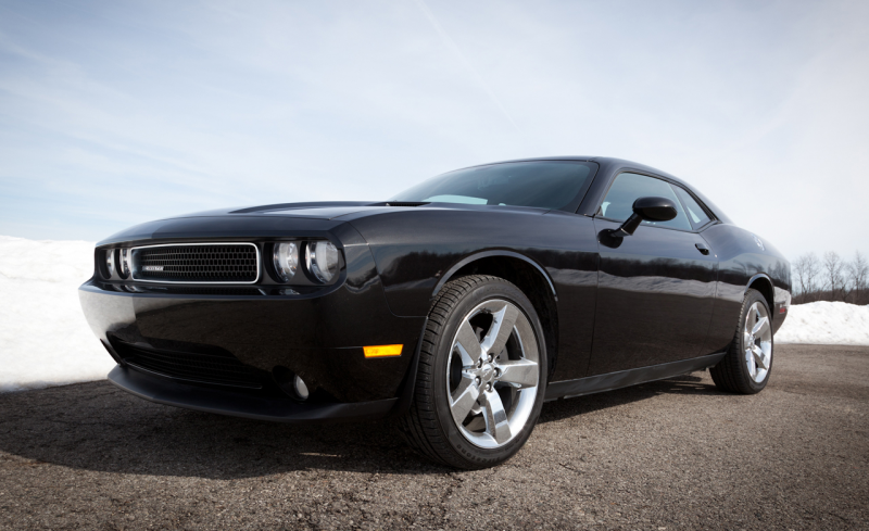 The Pentastar V6 makes for a stronger, quicker base Challenger, but ...