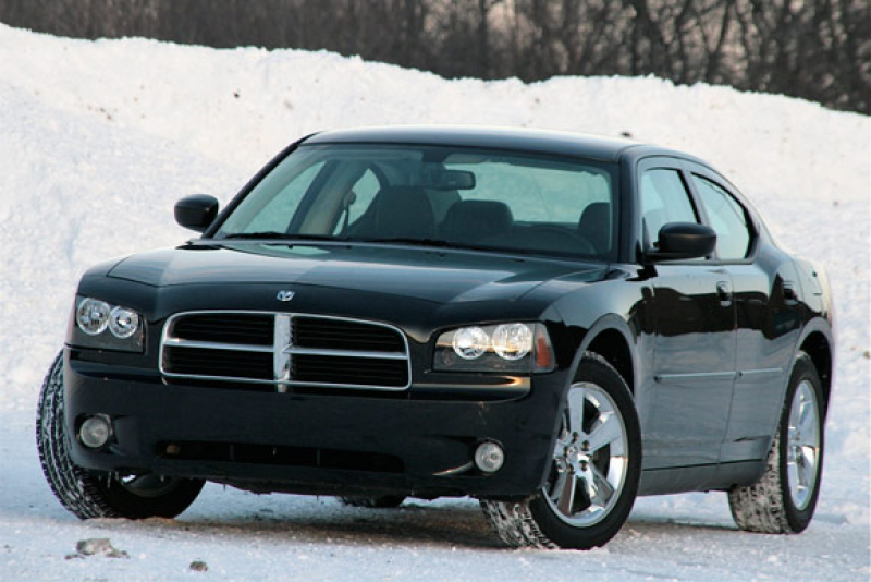 2010 Dodge Charger SXT AWD [Discontinued]