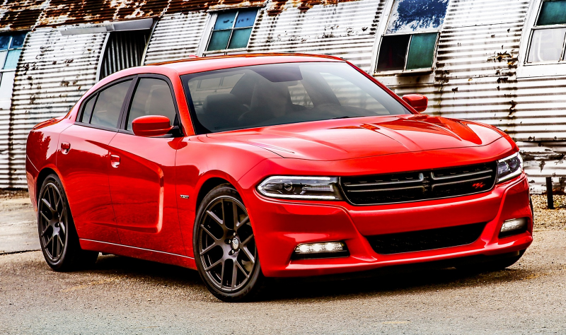 The redesigned 2015 Dodge Charger doubles down on its masculine look ...
