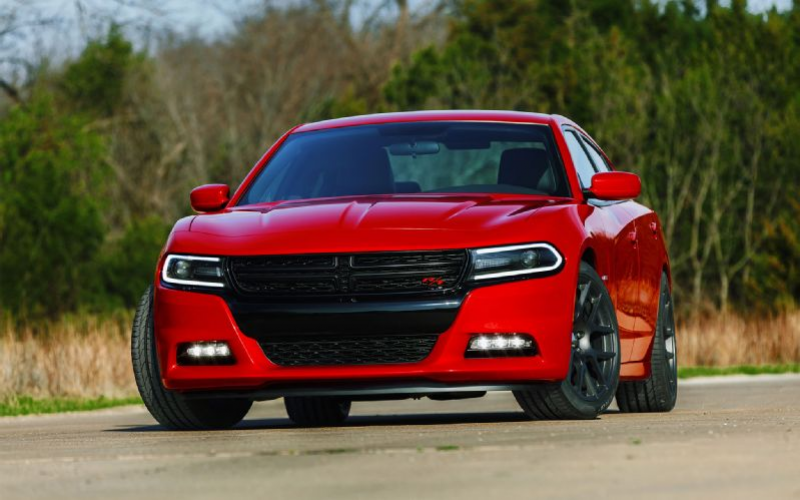 2015 Dodge Charger Photo Gallery