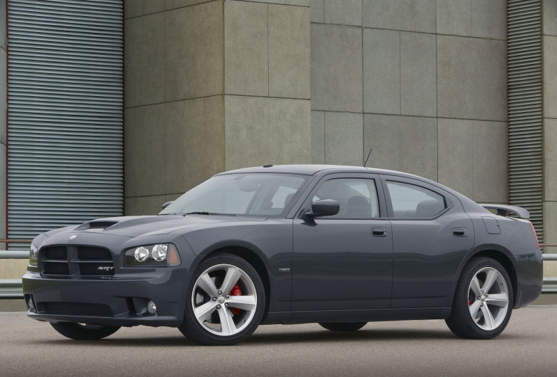 2009 Dodge Charger Sport Car