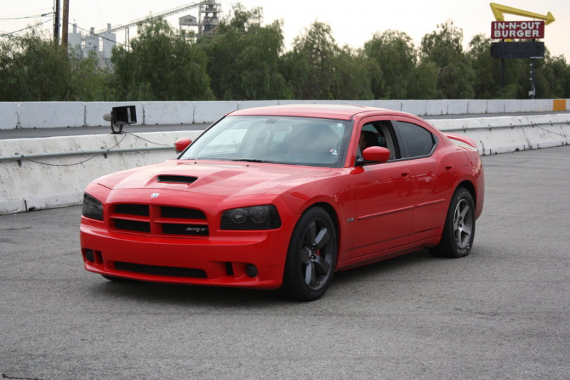 2009 Dodge Charger RT by oi101