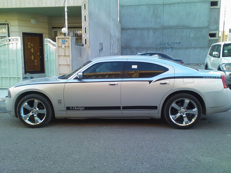2007 Dodge Charger http://www.cargurus.com/Cars/2007-Dodge-Charger-SE ...