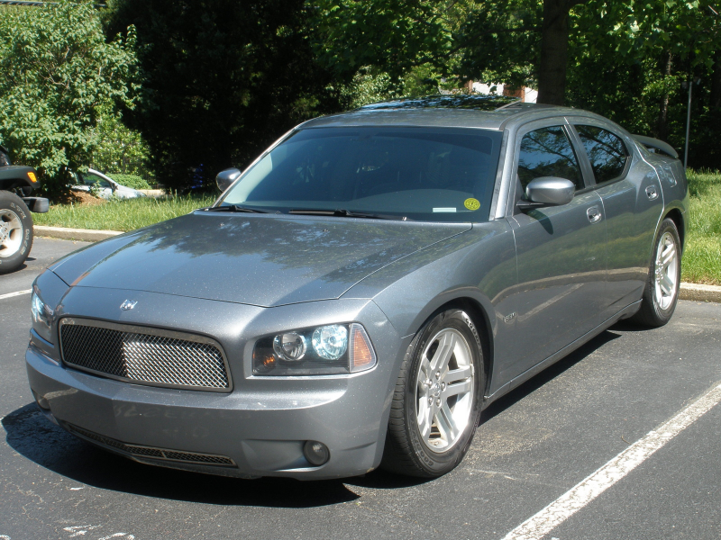 Home / Research / Dodge / Charger / 2006