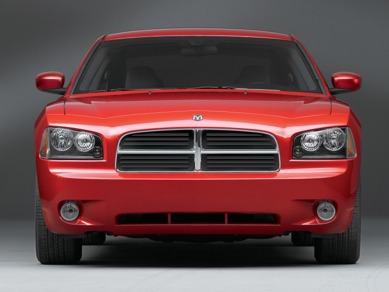 2006 Dodge Charger R/T - Front - 1920x1440 Wallpaper