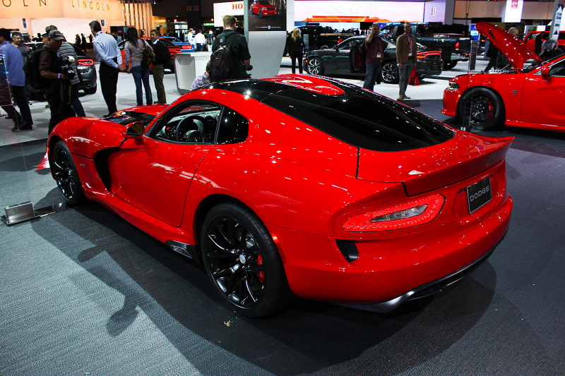 2015 Dodge Viper SRT - Picture 579706 | car review @ Top Speed