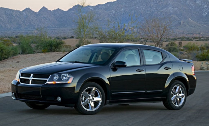 2013 Dodge Avenger Review By Steve Purdy