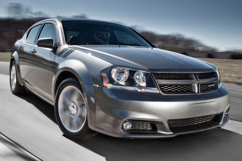 Chrysler Debuts 2012 Dodge Avenger R/T and 300 Lifestyle Models at New ...
