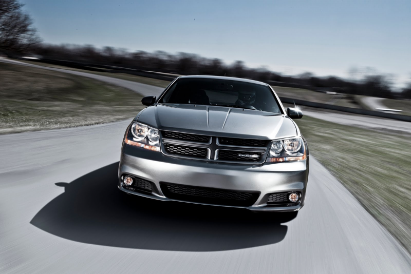2012 Dodge Avenger R/T Breaks Cover ahead of NYIAS Debut, Features ...