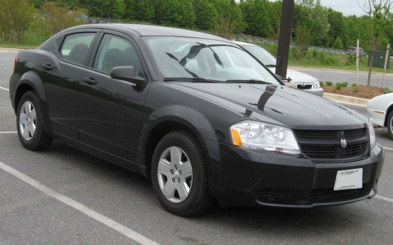 2014 Dodge Avenger Wallpapers