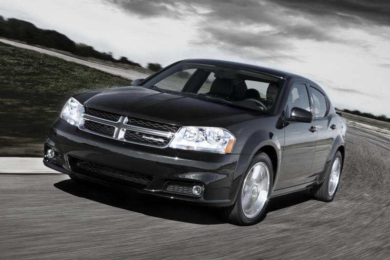 An All-new Dynamic for the 2011 Dodge Avenger: A Mid-size Sedan ...