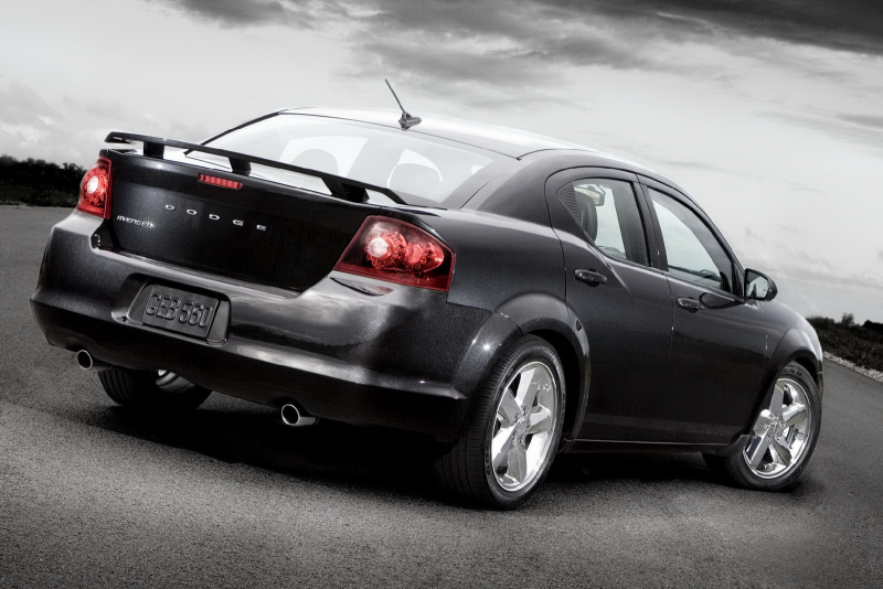 The updated 2011 Dodge Avenger is scheduled to arrive to dealerships ...