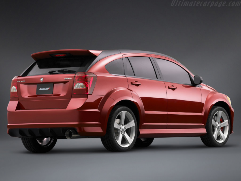 Dodge Caliber SRT-4 High Resolution Image (4 of 6)
