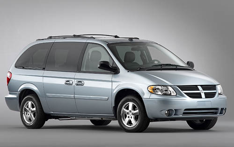 Current Dodge Grand Caravan