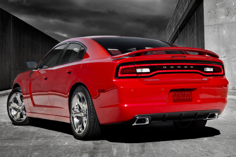 2011 Dodge Charger Photo