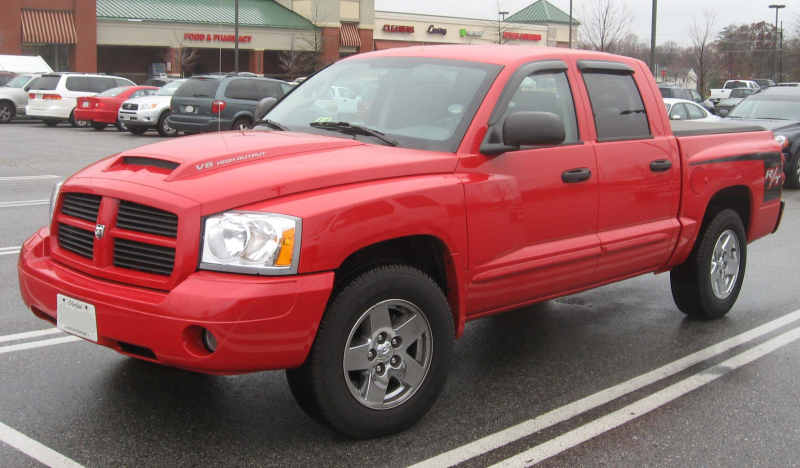 Description 2006 Dodge Dakota RT.jpg