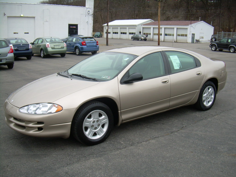 Dodge Intrepid Car Specifications